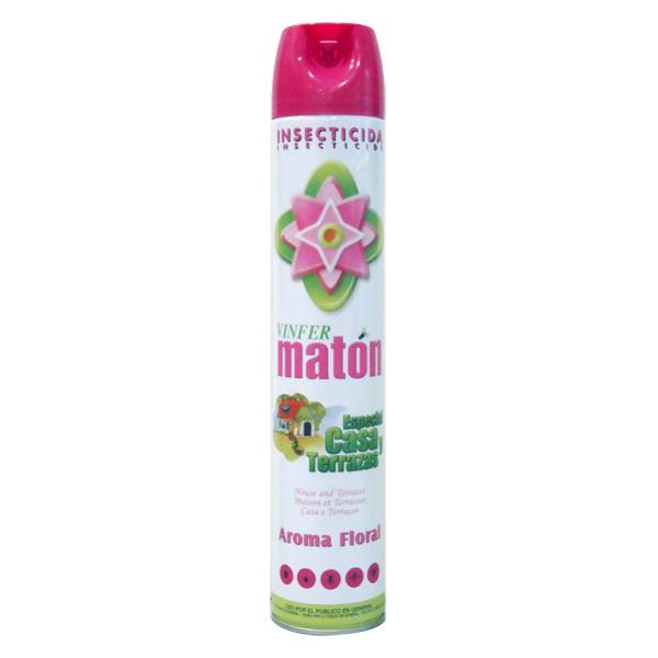 Insecticida mat n floral for Casa del insecticida