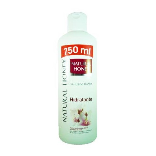 Gel natural honey hidratante
