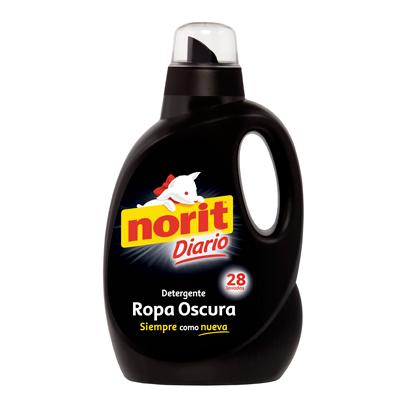 Detergente norit diario ropa oscura