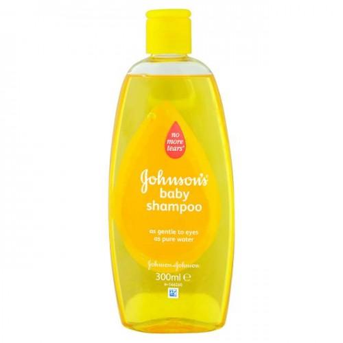 Johson S Baby Natural Shampoo