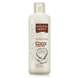 Gel natural honey coco