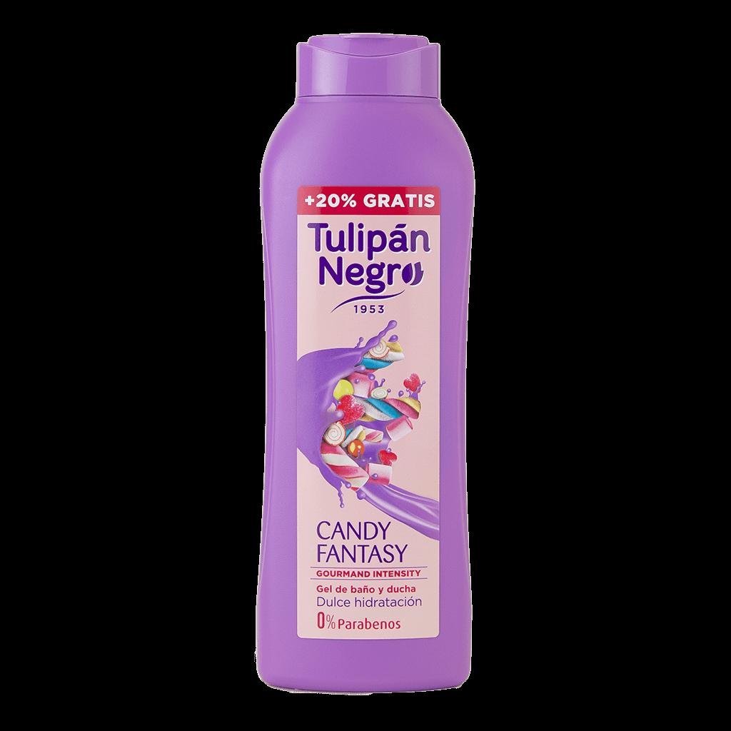 Gel de baño tulipan candy